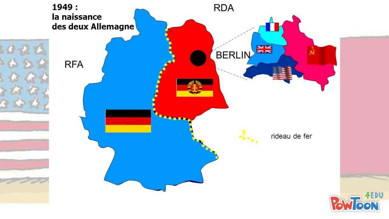 Dissertation guerre froide histoire