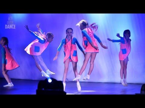 Территория игры. Эстрадный детский танец | DekaDance Dance Video 2017 2018