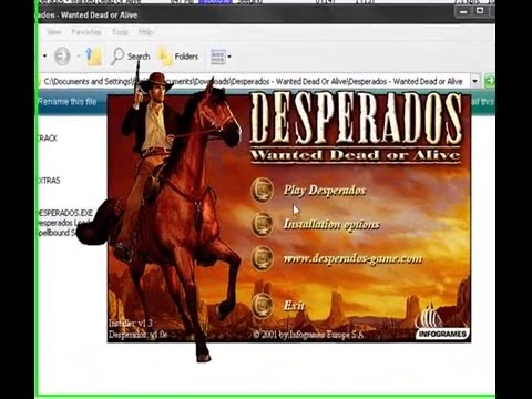 GRATUIT COMPLET TÉLÉCHARGER ALIVE DEAD DESPERADOS PC OR WANTED