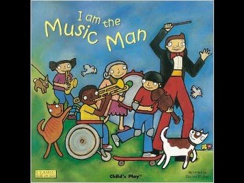 I am the music man-lyrics