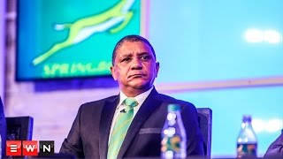 Quick off the mark- newly appointed Springbok rugby coach Allister Coetzee is optimistic about reshaping the national team and their upcoming inbound test against Ireland.  Click here to subscribe to Eyewitness news: http://bit.ly/EWNSubscribe  Like and follow us on: http://bit.ly/EWNFacebook AND https://twitter.com/ewnupdates  Keep up to date with all your local and international news: http://ewn.co.za  Produced by: Reinart Toerien