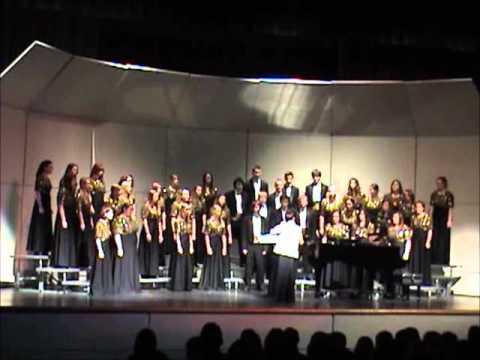 Bumble Bee - Croatan High School Vocal Ensemble