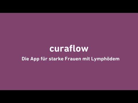 curaflow ???? Die App für starke Frauen mit #Lymphödem