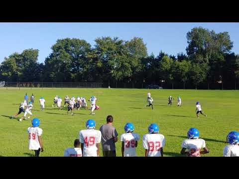 Memphis Middle School Football