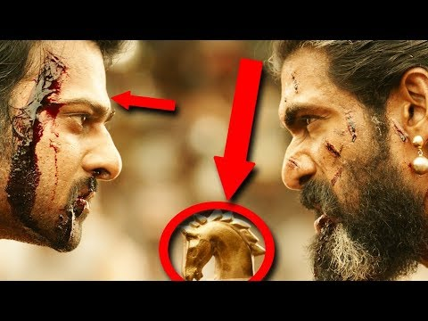 Baahubali 2 - the conclusion  official trailer _Top 5 mistakes