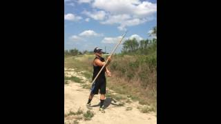 How To Throw A Spear