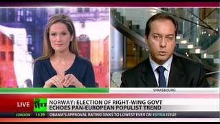 Right Turn: Norway election echoes EU populist rise