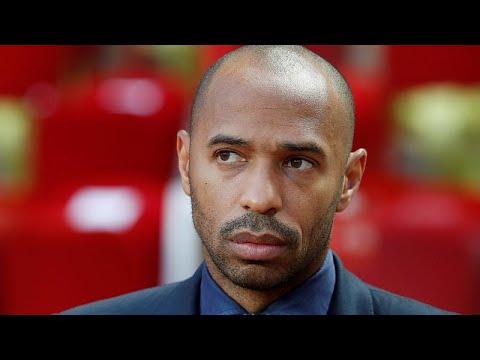 Thierry Henry regressa ao Mónaco