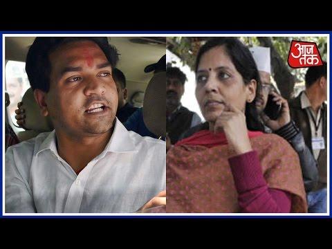 Arvind Kejriwal's Wife Slams Kapil Mishra
