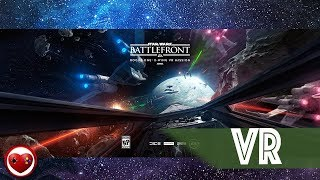 STAR WARS BATTLEFRONT VR ROGUE ONE - GAMEPLAY - LIVE - DIRECTO - MY VIDEO GAMES WORLD