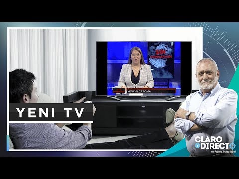 Yeni Tv | Claro y Directo con Augusto Álvarez Rodrich