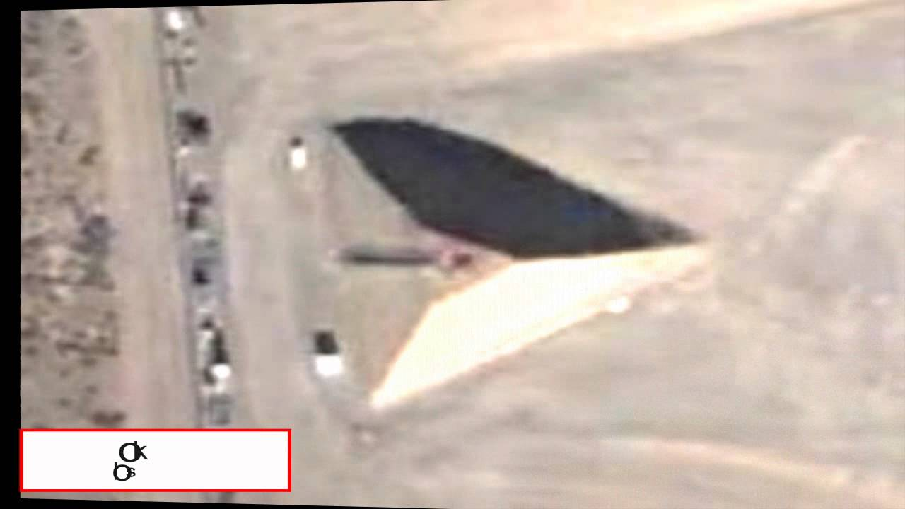 Learn To Find 3 Ufos At Area 51 Using Google Earth Map, Ufo Sighting,
