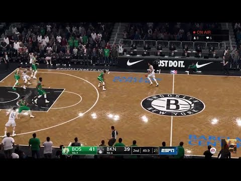 NBA LIVE 19 Celtics Vs Nets LIVE STREAM