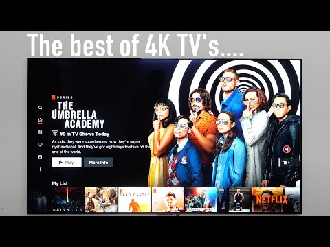 """LG OLED 65"""" GX (Latest 2020 Model) Overview - The Best Of 4K TV"""