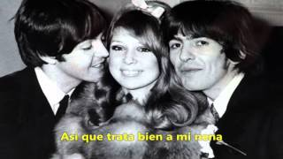 The Beatles Take good care of my baby (subtitulada)