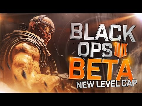 PAMAJ PLAYS THE BLACK OPS 4 BETA (New Level Cap)
