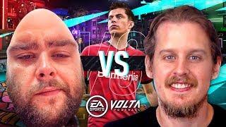 KAI HAVERTZ IN VOLTA?! EXCLUSIVE VOLTA GAME VS BATESON! FIFA 20 Volta Gameplay