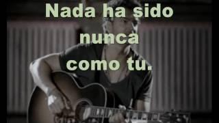 Nada es como tú - Ricardo Arjona (Pistas Martín) KARAOKE