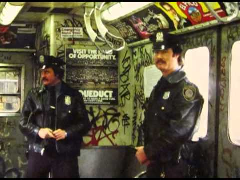 Graffiti Documentary MURAL by NYC ARTS CYPHER