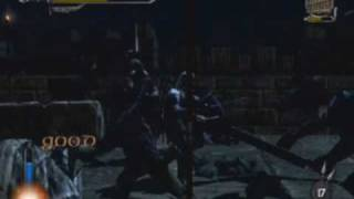 Lord of the Rings: The Two Towers (PS2) Walkthrough - 12 - Helm