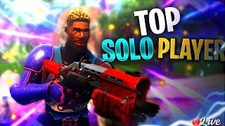 🔴 SOLO KING 👑 // 2300+ SOLO WINS!!! // {Fortnite Battle Royale}