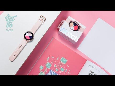 Trên Tay Samsung Galaxy Watch Active