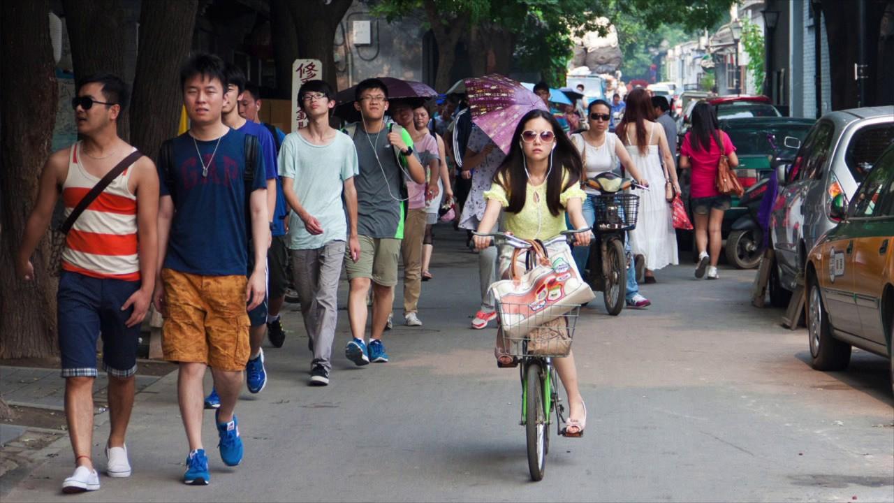 Samfundsfag - Hvis Kina havde overtaget verden
