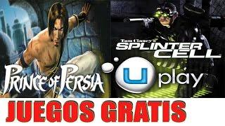 Juegos gratis en Uplay todo el Año !