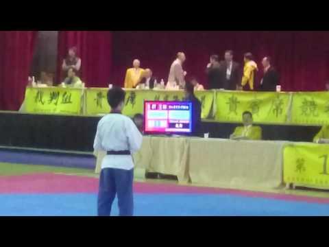 2017年 亞洲 青少年 跆拳道第四屆 品勢