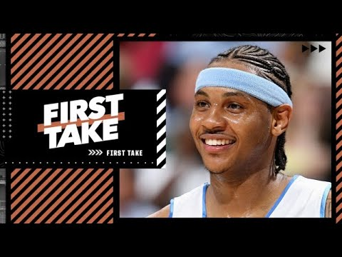 Reacting to Carmelo Anthony saying not being drafted by the Pistons changed the course of his career