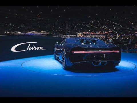 Lost in Transition: Salon de l'auto de Geneve 2017
