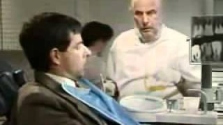 Lustiges Video! Bean beim Zahnarzt! ( funny, witzig, verarschung, Mr. Bean)Wichtig! Videoinfos lesen