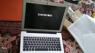 CHUWI LapBook 12.3 Laptop Unboxing - Review Price