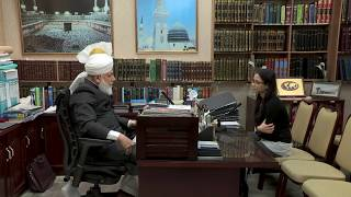 Newsweek Interview Of Huzoor