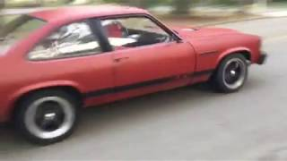 1979 Buick Skylark - Burnout from a roll