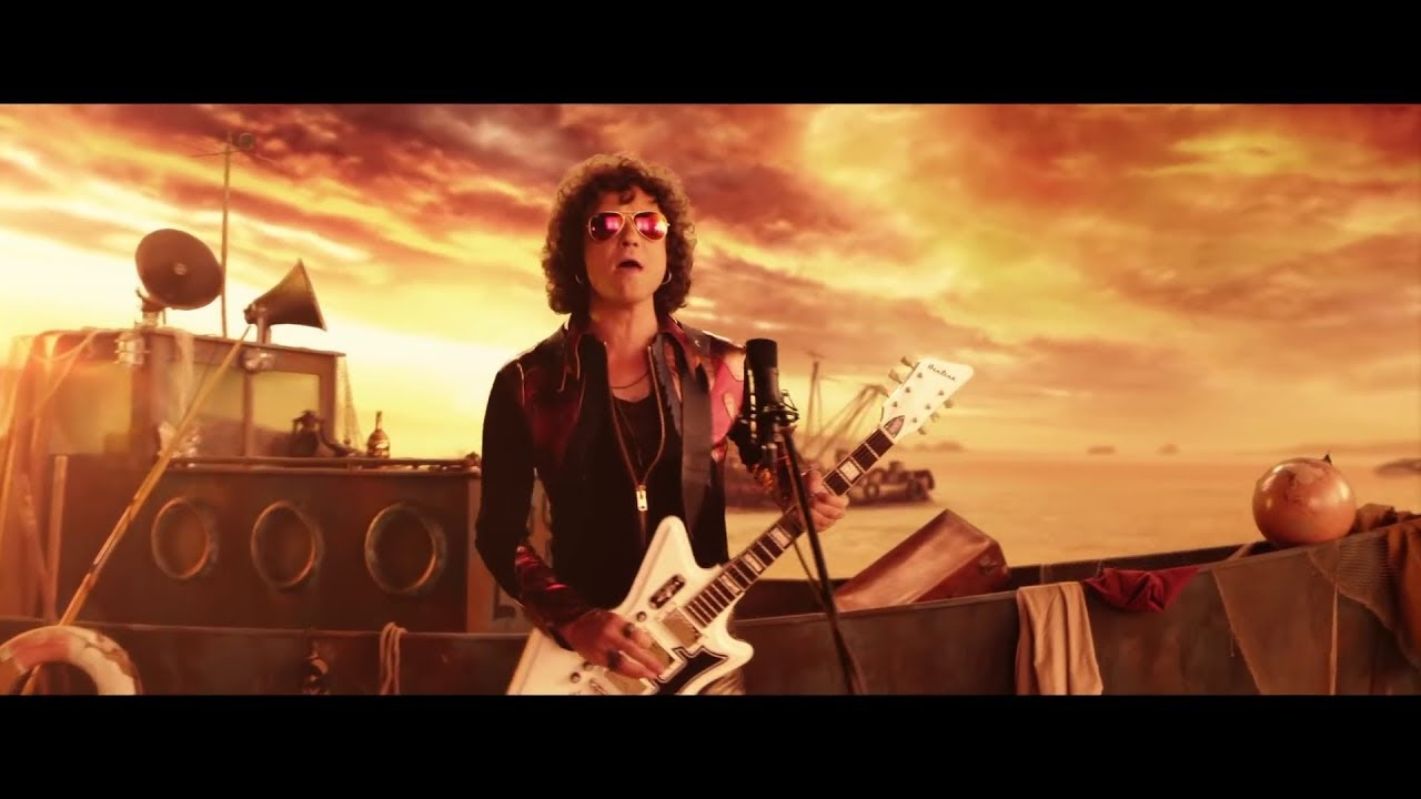 BUNBURY - Despierta (videoclip)