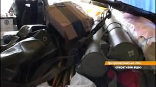 СБУ сорвала «салют» боевиков на 9 мая