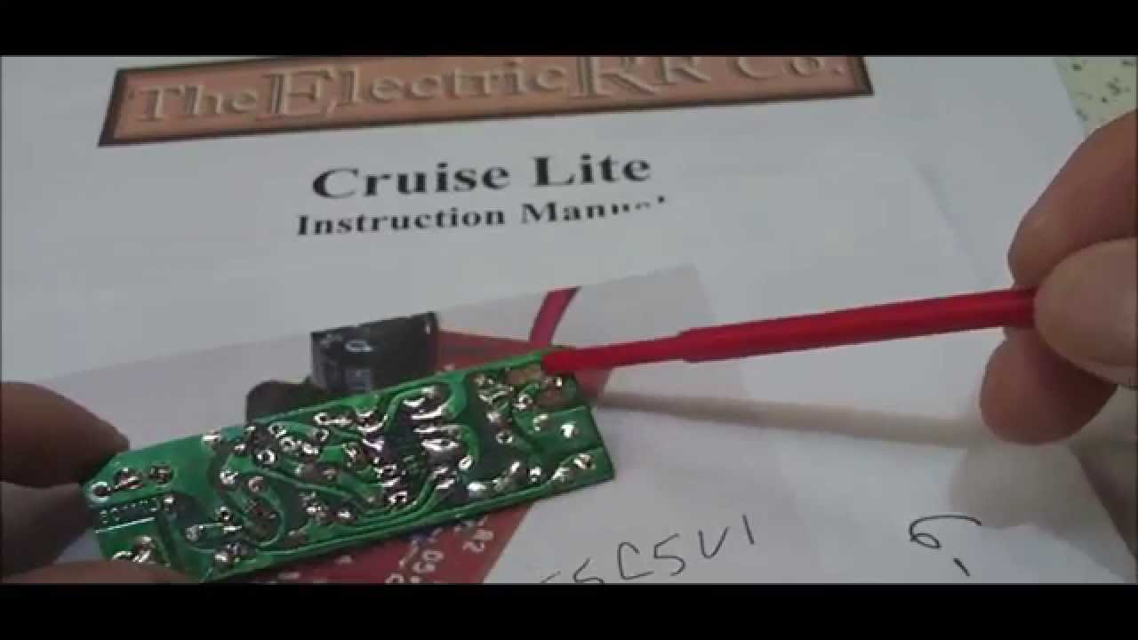 Train Horn Circuit Electronic Schematic Design
