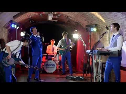 The Blue Rinse UK Function Band Song Medley Video