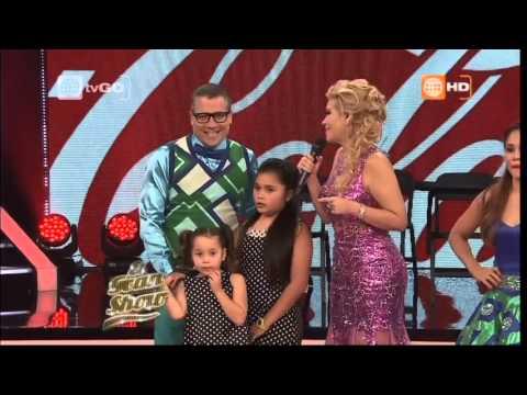El Gran Show - Mathías Brivio recibió tierna sorpresa del día del padre - 20-06-2015