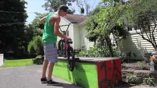 How to Feeble Grind BMX
