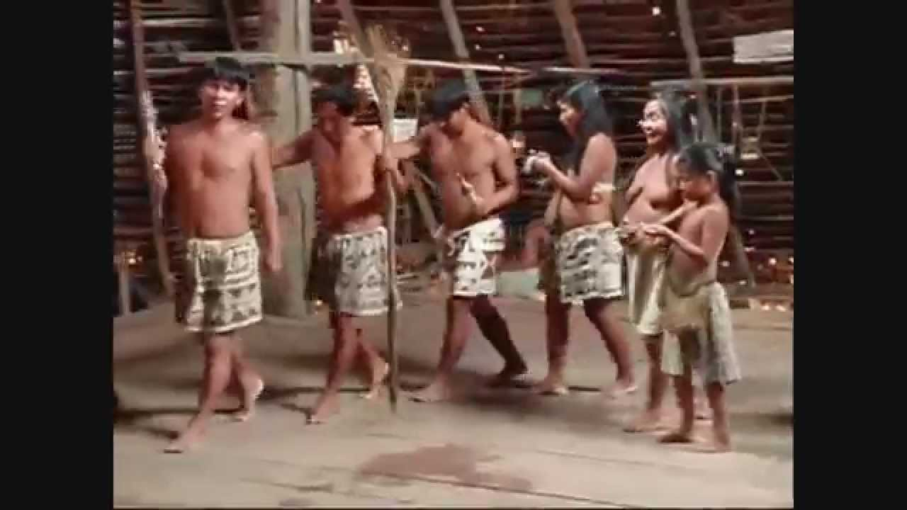 First Contact with Tribes in The Amazon Rainforest - YouTube