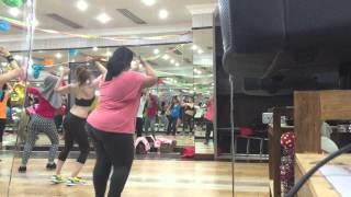 Vlog dewiayuellyien - awesome gym kalimalang jakarta