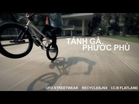 [The Saigon Projects] - BMX Vietnam I.C.B - Tánh Gà & Phước Phù