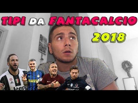 TIPI DA FANTACALCIO - 2018