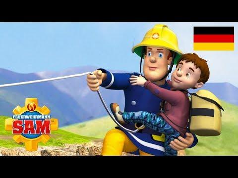 Feuerwehrmann Sam Deutsch Neue Folgen | Die Überraschungsparty - 1 STUNDE | Cartoons fur Kinder