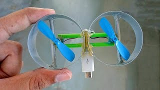 How to Make a Micro-USB Fan for Mobile at Home