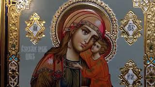 Сумская Икона Богородица Взыскание Погибших Обзор Готовой Работы Икона в Киоте в Храме
