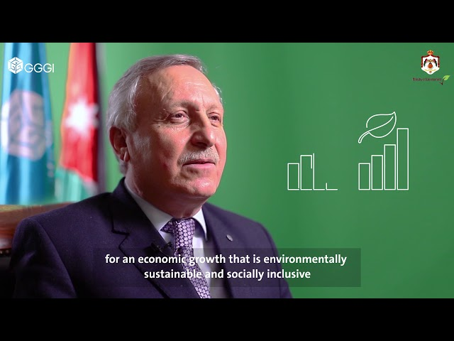 GGGI Green Growth Agendas in Jordan