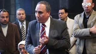 رصد | عبد المحسن سلامه يطرح برنامجه الإنتاخبي كمرشح على مقعد نقيب الصحفيين